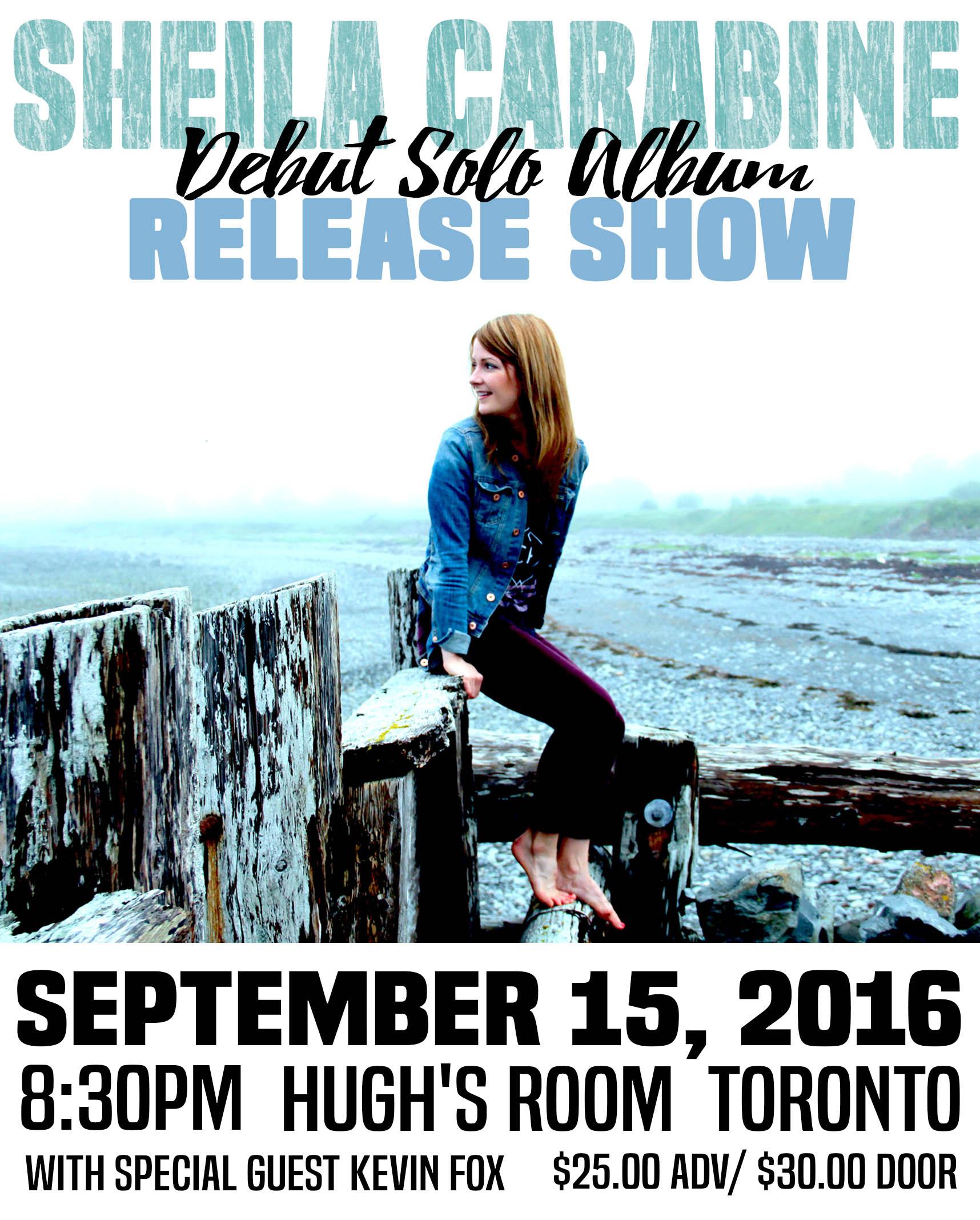 Solo release show