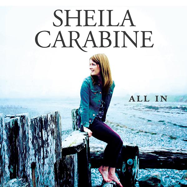 SHEILACARABINE Album Cover 600x600